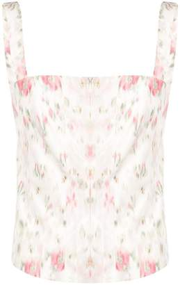 Brock Collection Tayten cherry blossom top