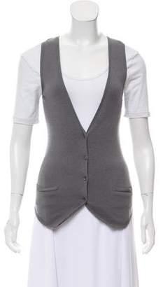 Theory Wool Knit Vest
