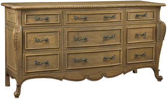 French Heritage Monceau Dresser - Smoky Brown