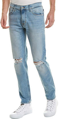 Hudson Sartor Country Blue Relaxed Skinny Leg