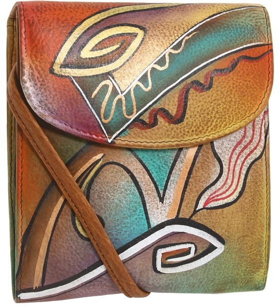Anuschka 1013 (Abstract Sunset) - Bags and Luggage