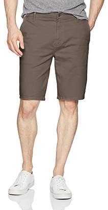 Joe's Jeans Men's Kinetic Brixton Trouser Short Jean in Stevenson Colors