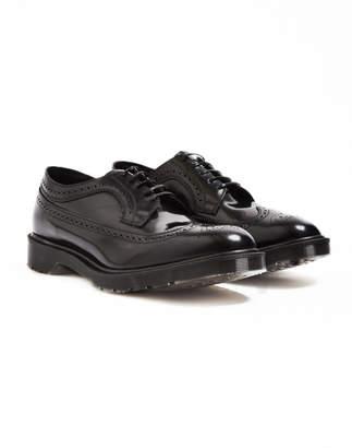 Dr. Martens Made In England Classic Brogue Shoe Black