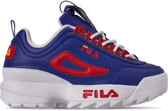 Fila Boys' Big Kids' Disruptor Casual Shoes
