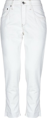 Brunello Cucinelli Denim pants - Item 42724037TM