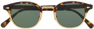 MOSCOT tortoiseshell sunglasses