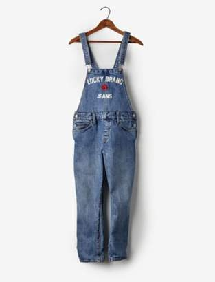 Lucky Brand TOTALLY LUCKY BF OVERALL