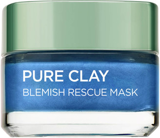 L'Oreal Pure Clay Blemish Rescue Face Mask 50ml