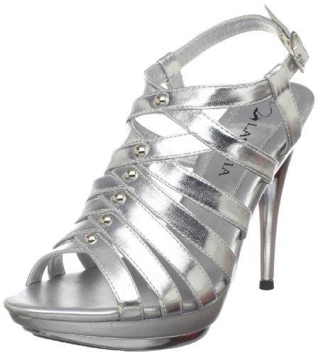 Lasonia Women's S4520 Platform Sandal