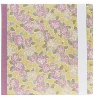 Esmie Purple Hydrangeas Large Square Album