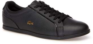 Lacoste Mens L.12.12 UNLINED Nubuck Leather Trainers