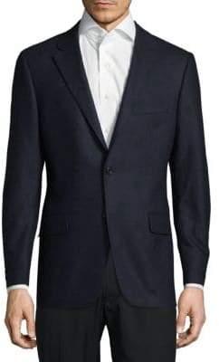 Hickey Freeman Milburn II Regular Fit Wool Sportcoat