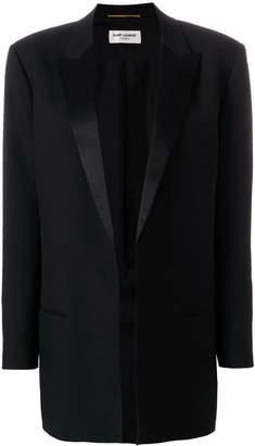 Saint Laurent boyfriend tuxedo blazer