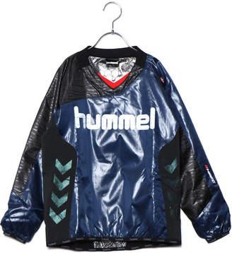 Hummel (ヒュンメル) - ヒュンメル hummel ジュニア サッカー/フットサル ピステシャツ ジュニアウラツキピステトップ HJW4181