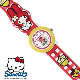 SANRIO (サンリオ) - キッズ 腕時計 1500 カーズ レッド マックイーン ディズニー disney 男の子