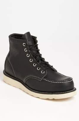 Red Wing Shoes 6 Inch Moc Toe Boot