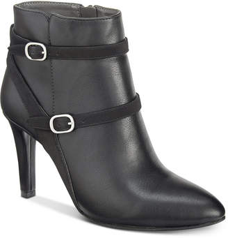 Rialto Caleigh Pointed Toe Ankle Booties Women's Shoes