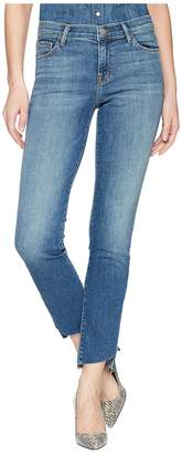 J Brand Maude Mid-Rise Cigarette in Cheerful Women's Jeans