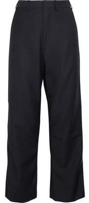 Vetements + Brioni Cropped Wool-Twill Pants