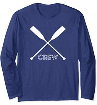 Crew - Rowing Long Sleeve T Shirt