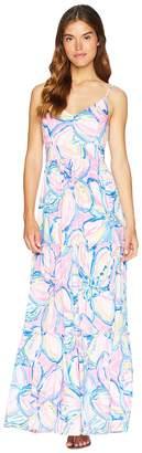 Lilly Pulitzer Melody Maxi Dress Women's Dress