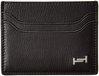 Tod's Double T Leather Card Case