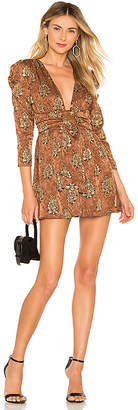 Majorelle Violeta Mini Dress