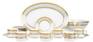 Philippe Deshoulieres 19-Piece Samarcande Tableware Set