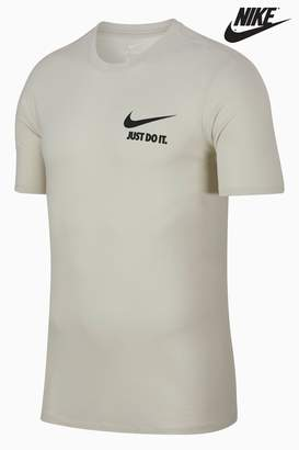 Next Mens Nike Sportswear Just Do It. T-Shirt