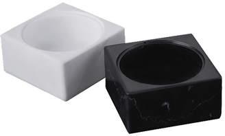 Architectmade PK Mini Marble Bowls (Set of 2)