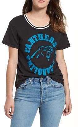 Junk Food Clothing NFL Panthers Kick Off Tee