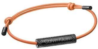 Calvin Klein Men Stainless Steel Strand Bracelet - KJ7LSB19010M