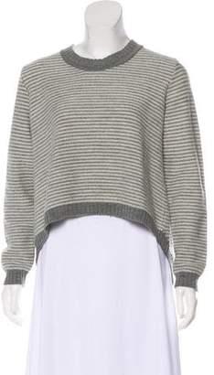Jenni Kayne Wool-Blend Long Sleeve Top