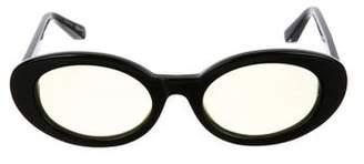 Elizabeth and James Narrow Tinted Sunglasses