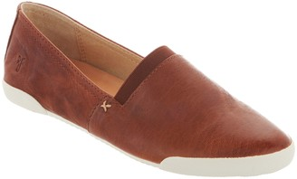 Frye Leather Slip-on Shoes - Melanie