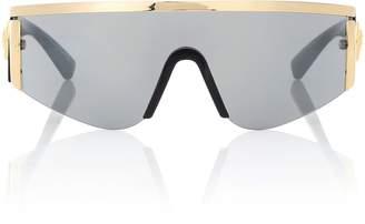 Versace Tribute square sunglasses