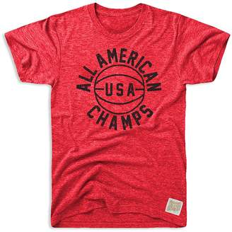 Original Retro Brand Boys' Usa Champs Tee