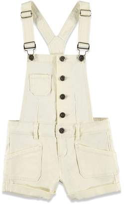 Forever 21 Classic Overall Shorts (Kids)