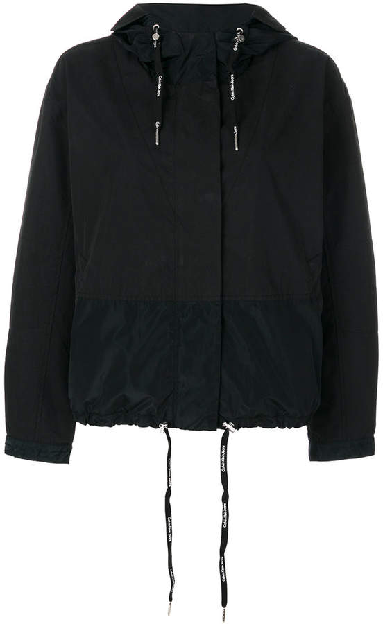 Ck Jeans hooded sport jacket