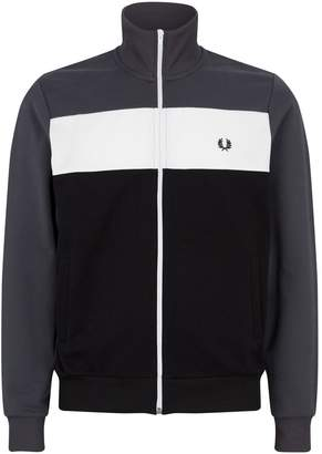 Fred Perry Colour-Block Track Jacket
