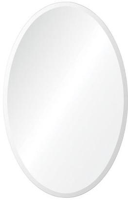 "One Kings Lane Frances 18""x28"" Wall Mirror - Glass"