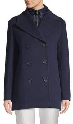 Cinzia Rocca Classic Double-Breasted Jacket