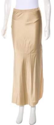 Nili Lotan Silk Maxi Skirt w/ Tags