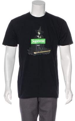 Supreme x Undercover Witch Box Logo T-Shirt w/ Tags