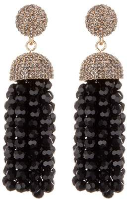 BaubleBar Tinsel Tassel Earrings