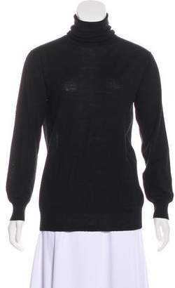 3.1 Phillip Lim Wool and Cashmere Turtleneck Sweater