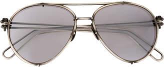 Werkstatt:Munchen aviator shaped sunglasses
