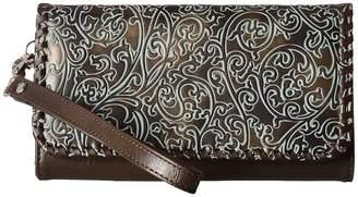 M&F Western Katelyn Clutch Clutch Handbags