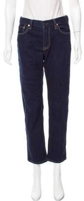 Ralph Lauren Thompson 650 Mid-Rise Jeans