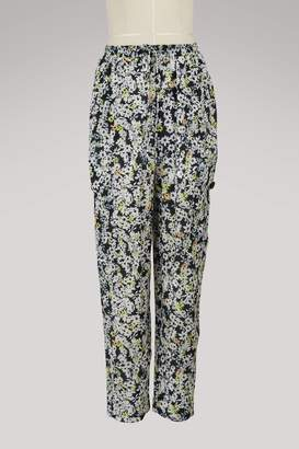 See by Chloe Silk pants